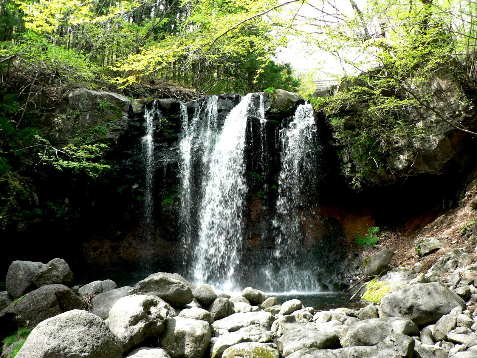 那須高原乙女の滝