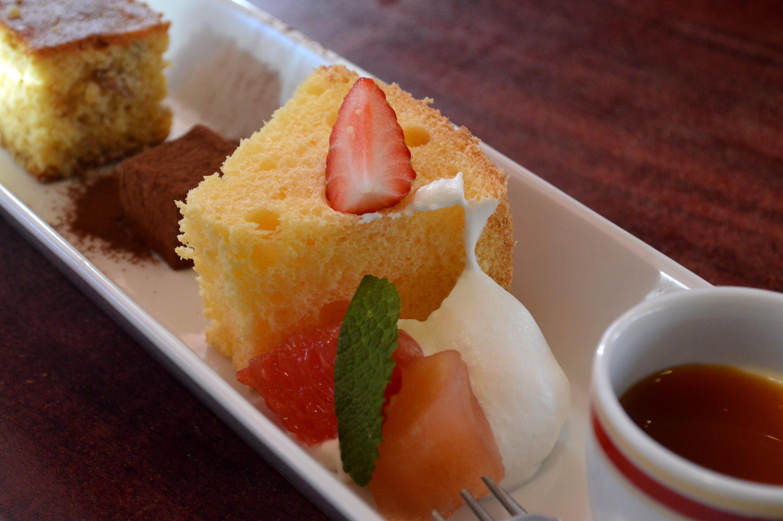 遊山デザート