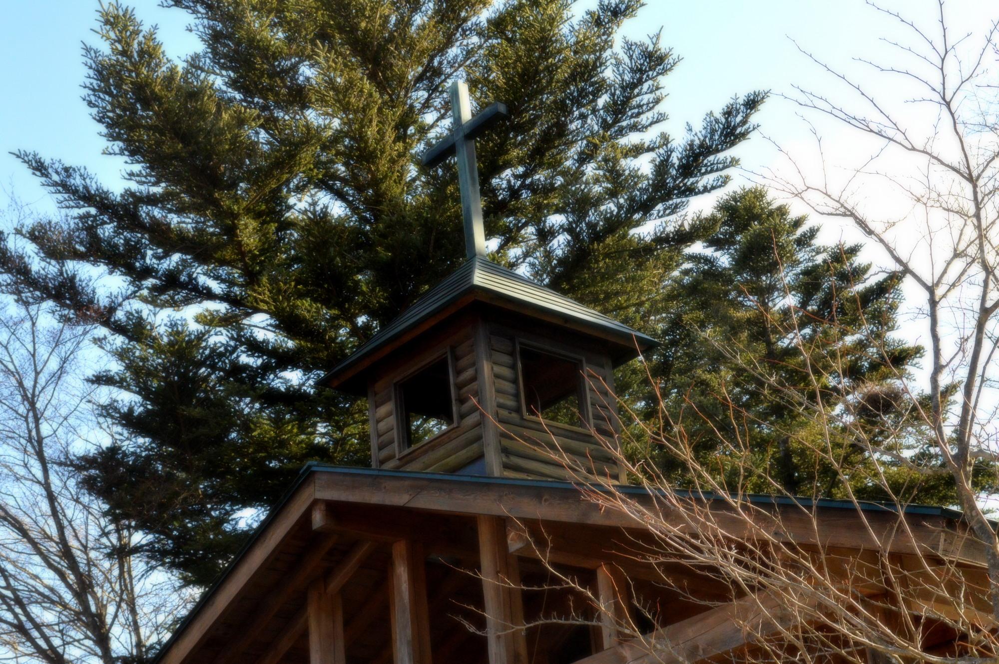 森の中の那須高原教会