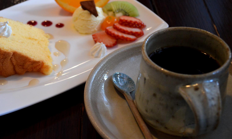 那須町黒田原の自家焙煎ディトンツのナスブレンド