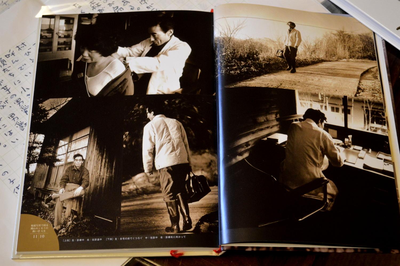 那須・見川鯛山先生の回診写真
