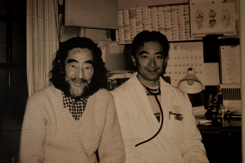 那須・見川鯛山先生と泰岳先生