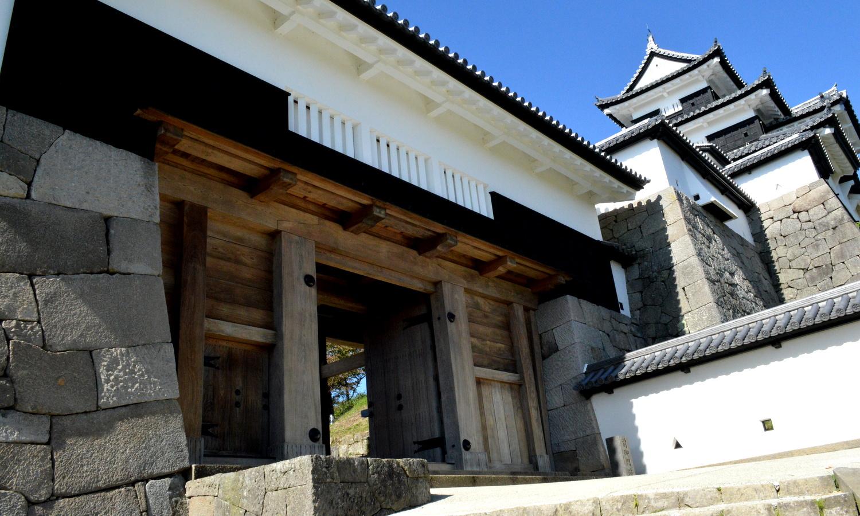 白河市小峰城が4月21日に修復完了