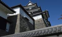 1991年に復元された小峰城