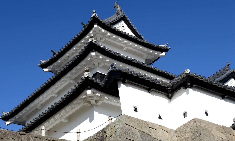 白河小峰城が修復完了