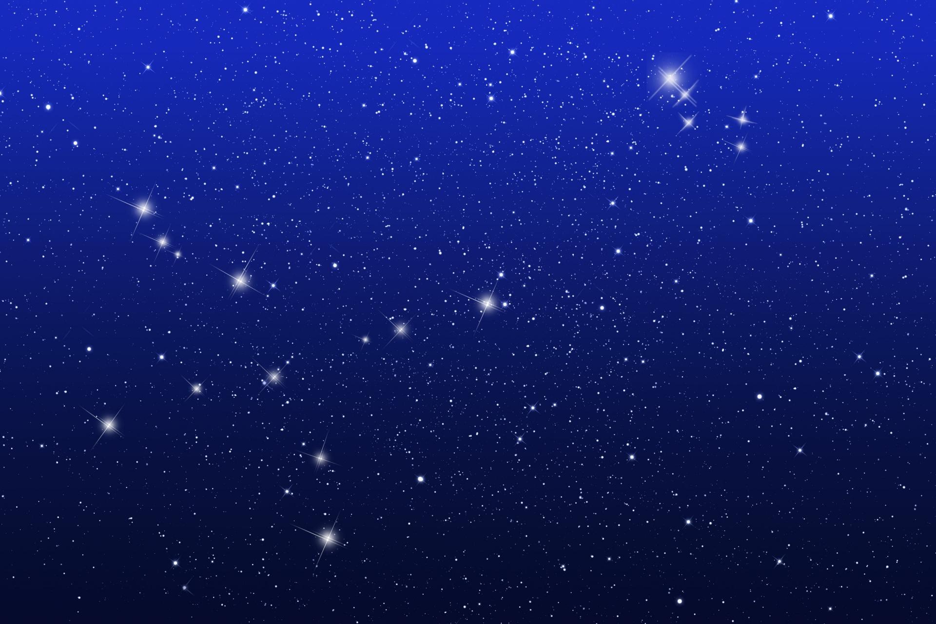 那須高原の星空イメージ