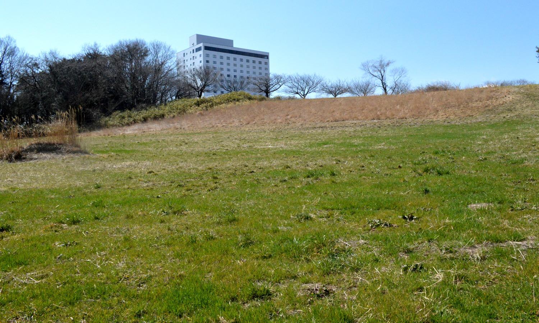 那須高原ロイヤルベリーズファームのワイナリー敷地はロイヤルホテル那須の周り