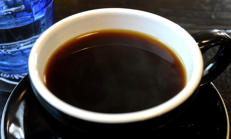 フランクリンズカフェのエチオピアコーヒー