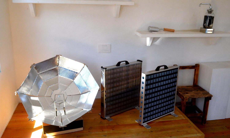 那須町の非電化工房発明品の数々