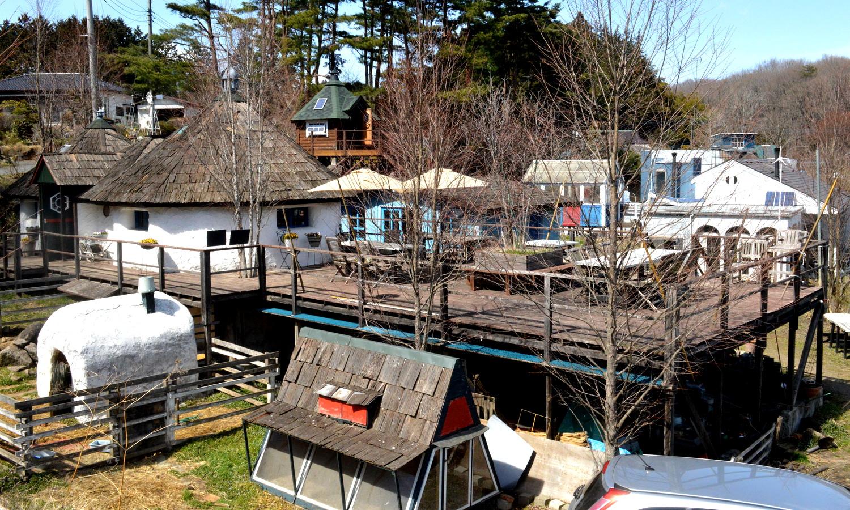 那須町の非電化工房テーマパーク