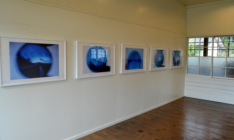 那須塩原北風と太陽のカフェのアートスペースでは後藤武浩氏の写真展開催