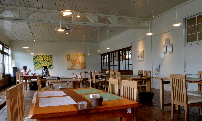 那須塩原北風と太陽のカフェ