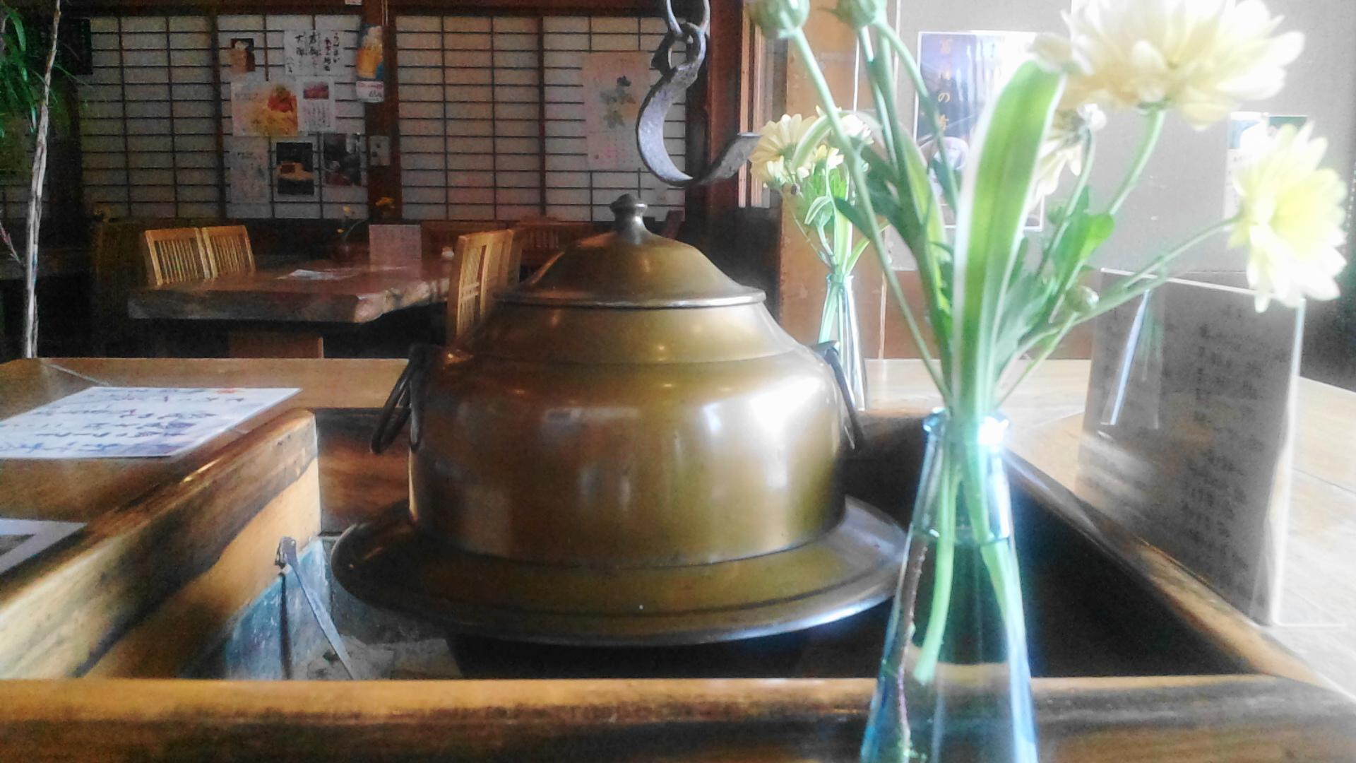 那須冨陽の茶釜