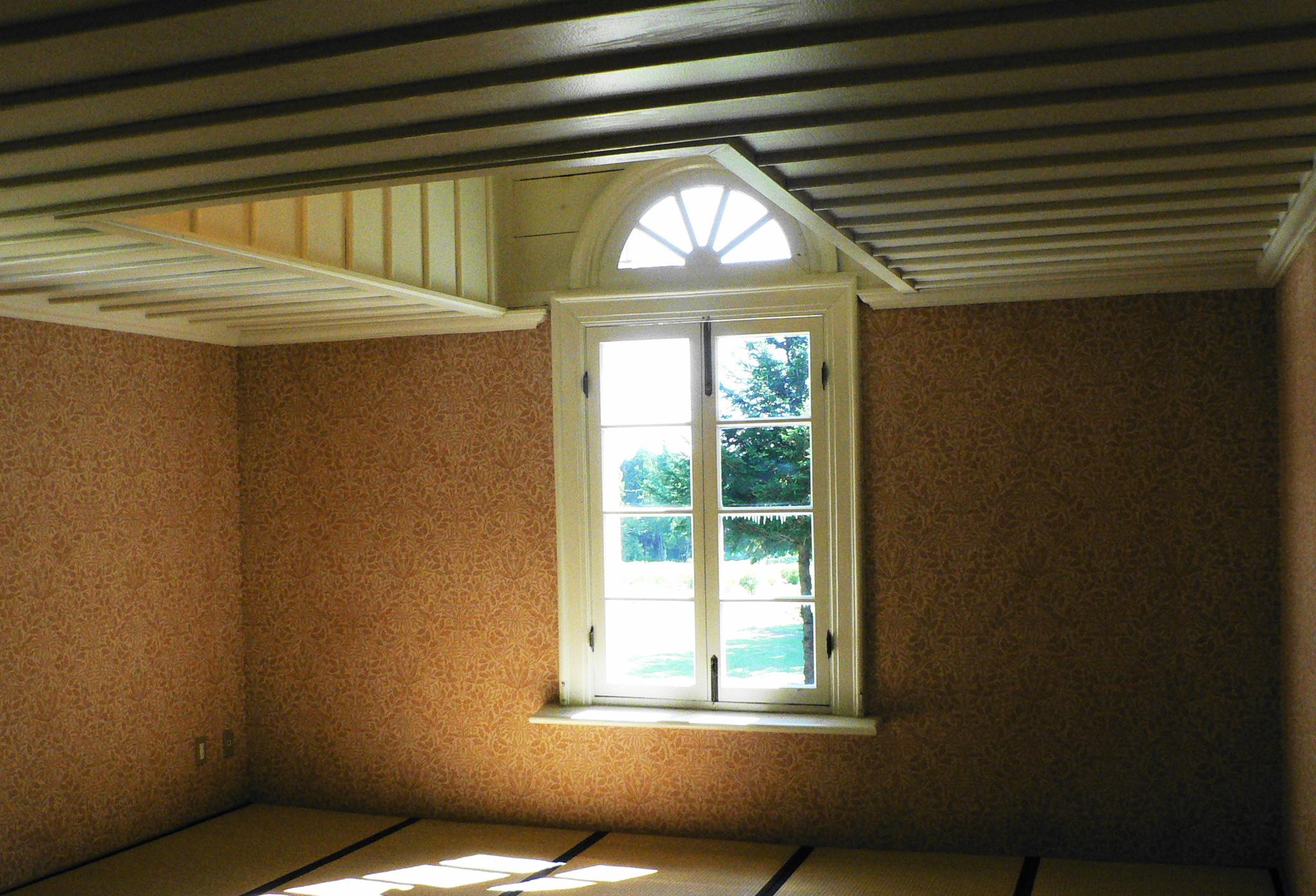 ドイツの建築技術でつくられた青木周蔵別邸