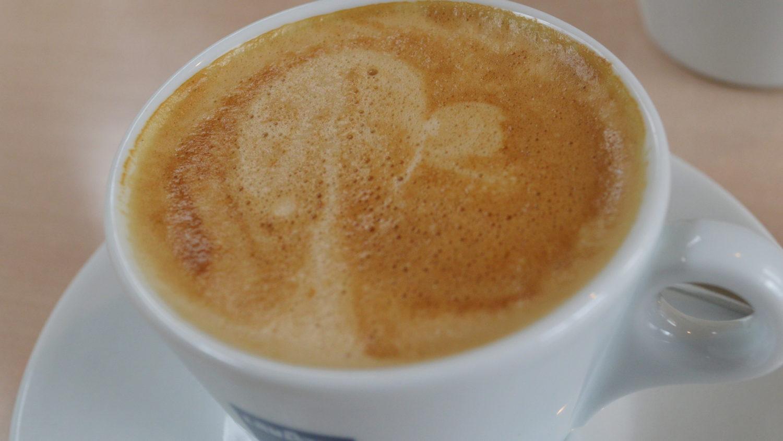 棚倉町のCafe'sBond141泡たち珈琲