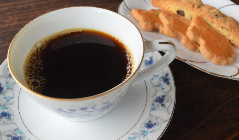 焼き菓子の蕾のコーヒーと焼き菓子セット