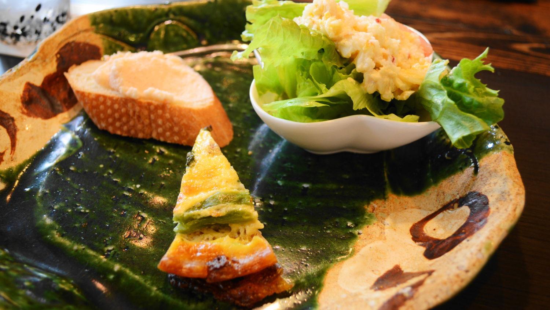 益子町暖邸の前菜