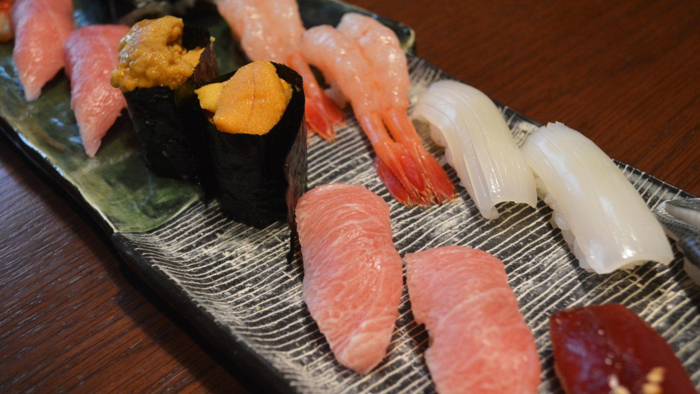 那須のなすべえの寿司2