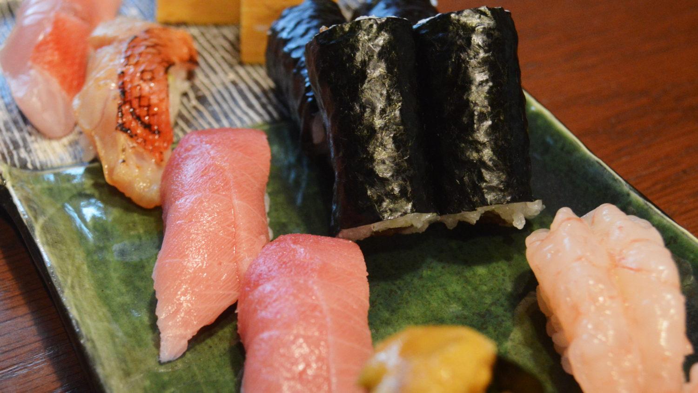 那須のなすべえの寿司3