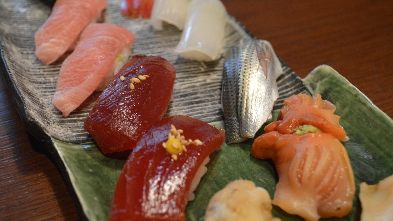 那須のなすべえの寿司5