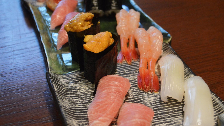 那須のなすべえの寿司6