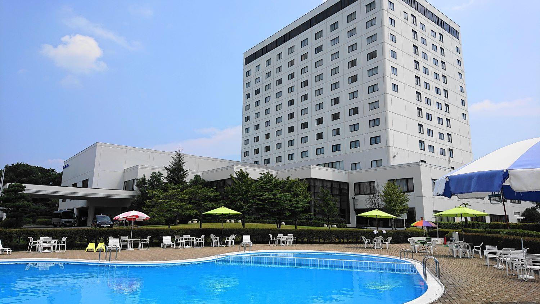 ロイヤルホテル那須の夏