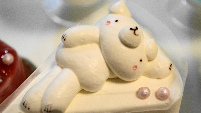 アンデュルジャンの昼寝クマ