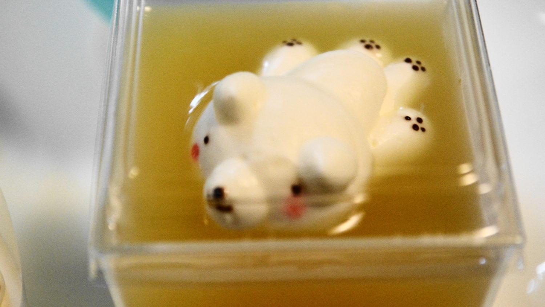 アンデュルジャンのレモン寝クマ
