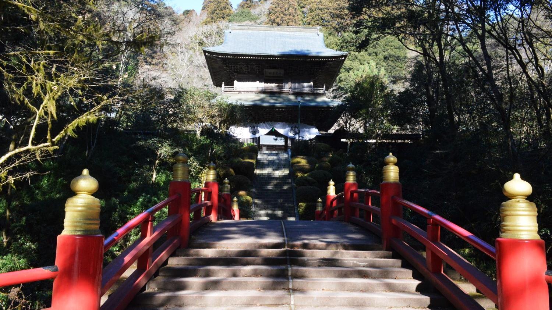 黒羽雲巌寺の正門