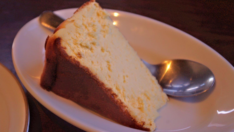 バルのバスクチーズケーキ